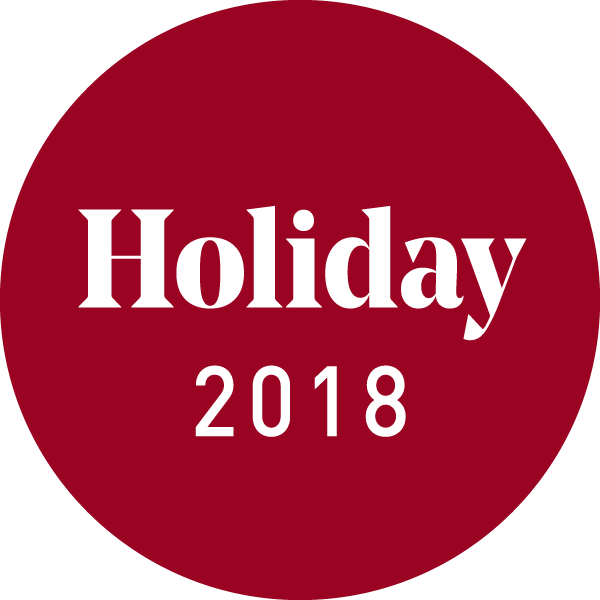 Holiday 2018