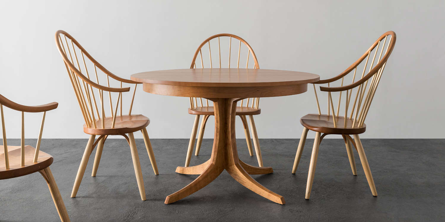 Custom Solid Wood Dining Room Furniture | Thos. Moser