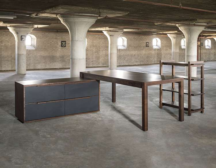 Custom Office Furniture in Solid Wood | Thos. Moser