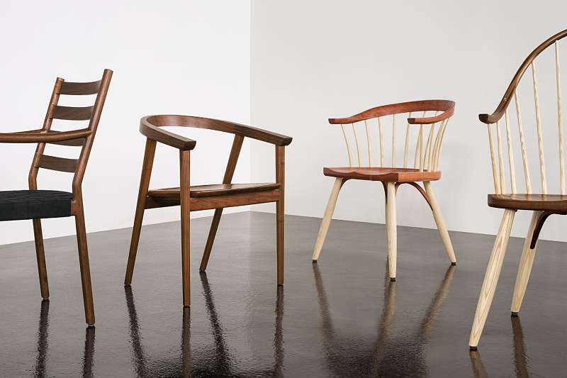 Handcrafted American Made Furniture Shop By Room Thos Moser