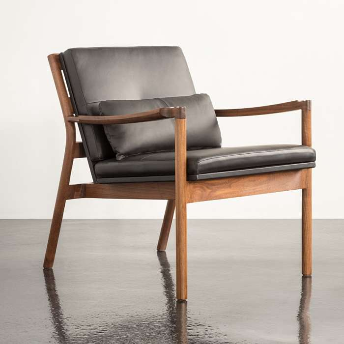 Lounge Chairs Ottomans Thos Moser