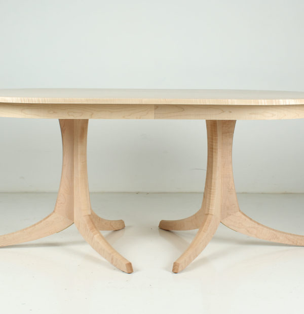 Georgetown Table - Double Pedestal - OUTLET
