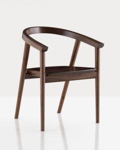 Cumberland Chair in Walnut