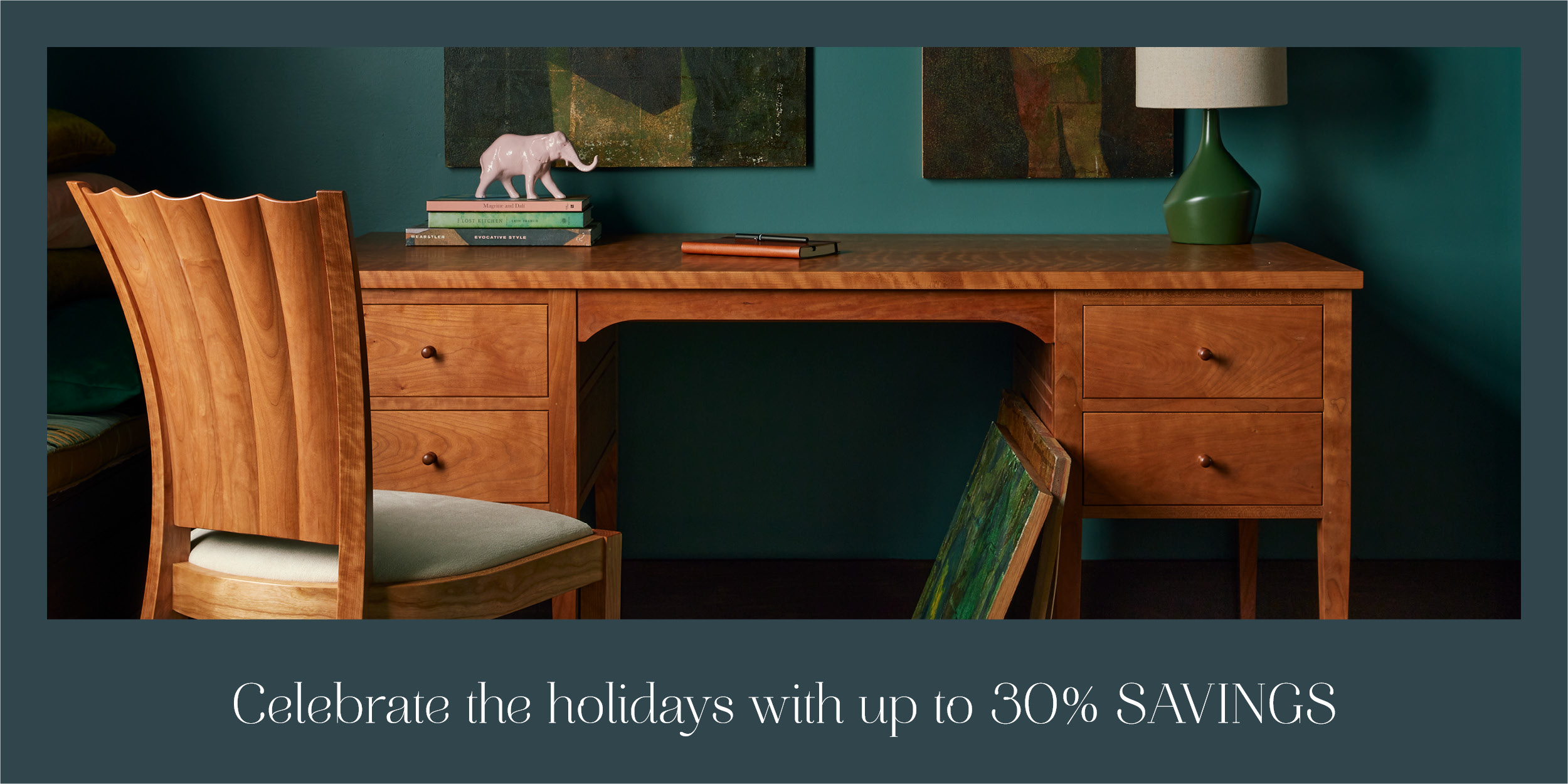 Celebrate the holidays with up to 30% savings / office furniture