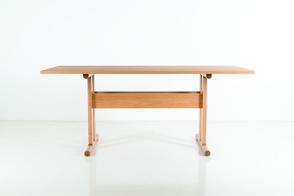 Hancock Dining Table in Cherry