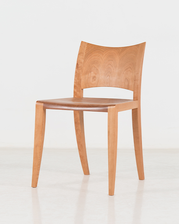 Auburn Chair in Cherry