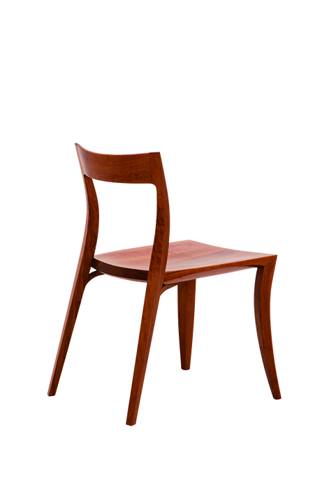 Rockport Chair in Cherry