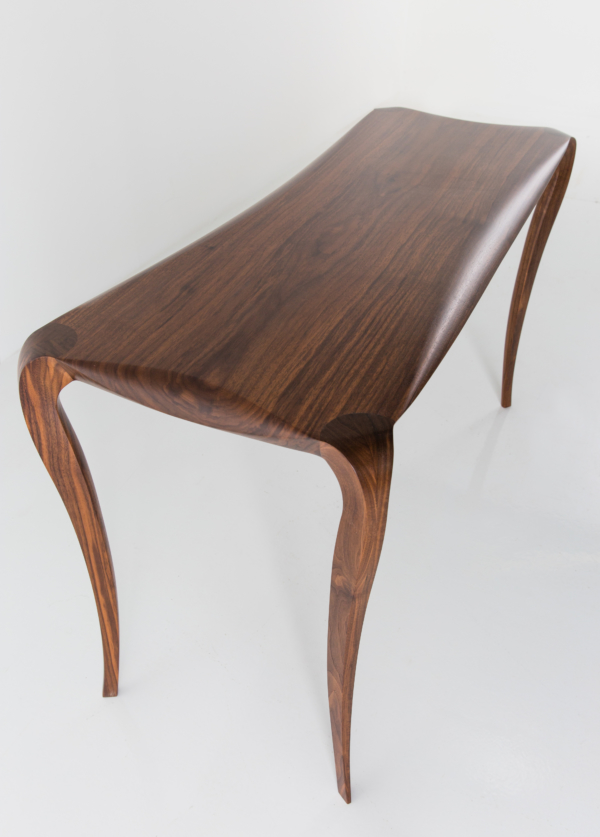 Pasadena Hall Table in Walnut