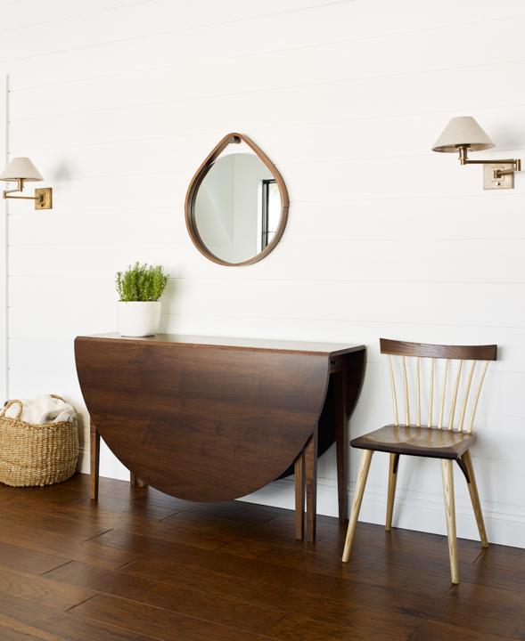 Studio Table in Walnut