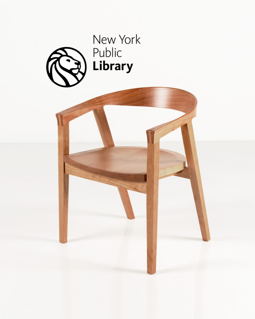 The NYPL Branch Chair