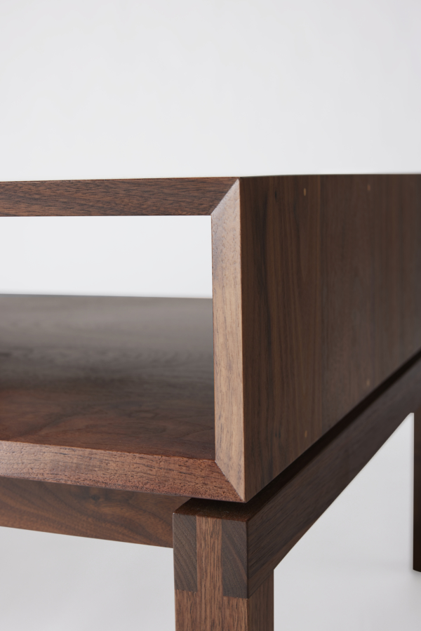 Studio Coffee Table in Walnut