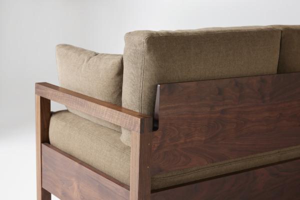 Studio Sofa - Three Place