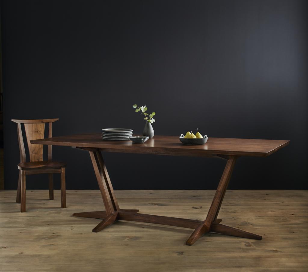 Edo Trestle Table