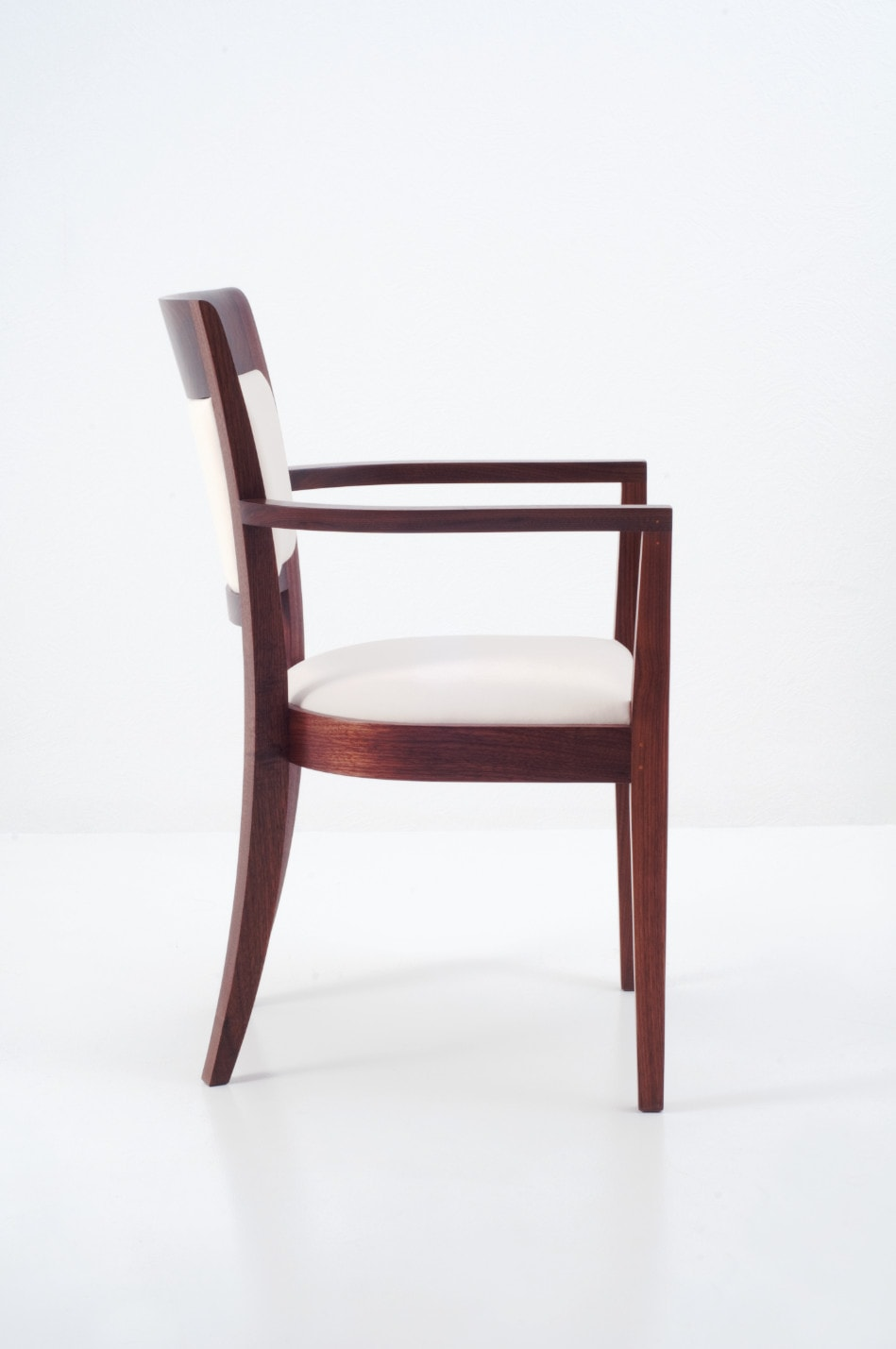 Harpswell Arm Chair With Back