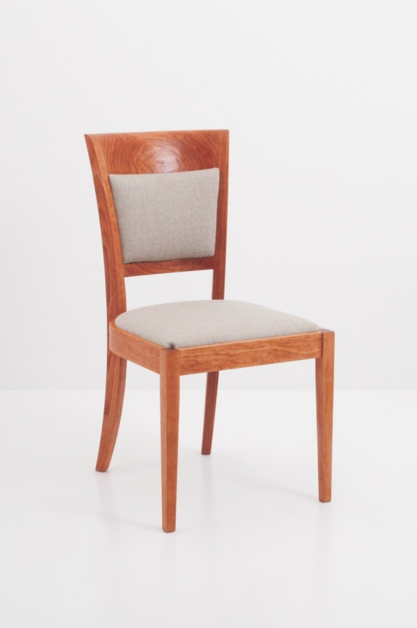 Harpswell Side Chair with Back - Cherry
