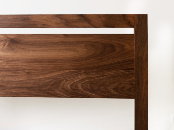 Headboard in Walnut