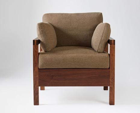 Sudio lounge chair