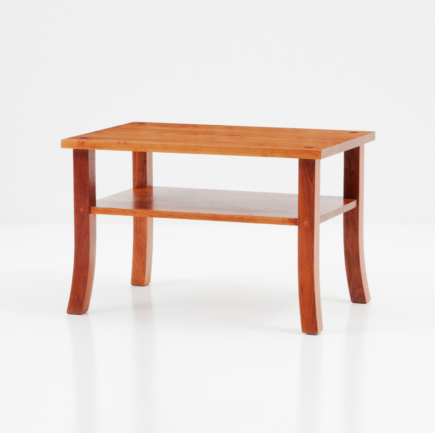 Lolling Side Table in Cherry