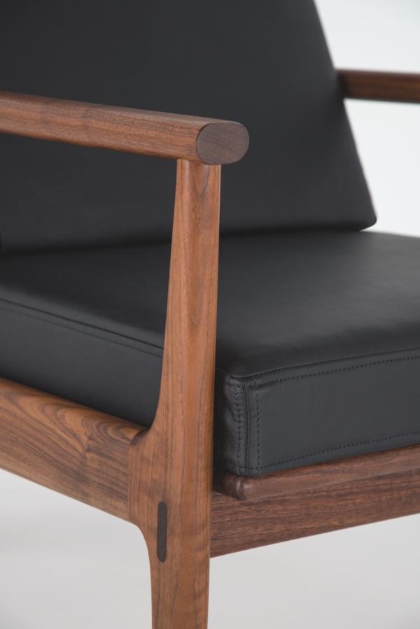 Fahmida Chair - Walnut