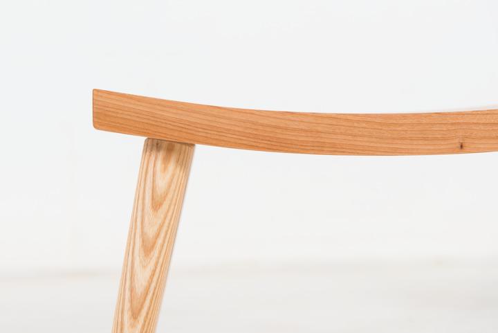 Surprising Crescent Foot Stool Machost Co Dining Chair Design Ideas Machostcouk