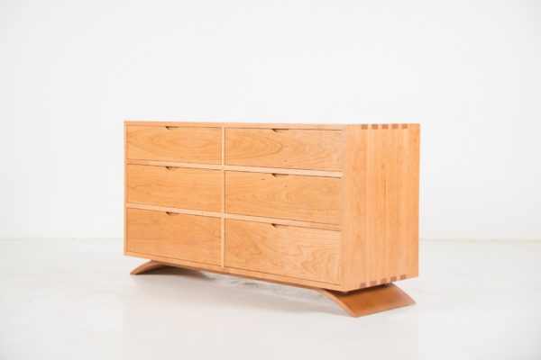 Vita Dresser - Six Drawer