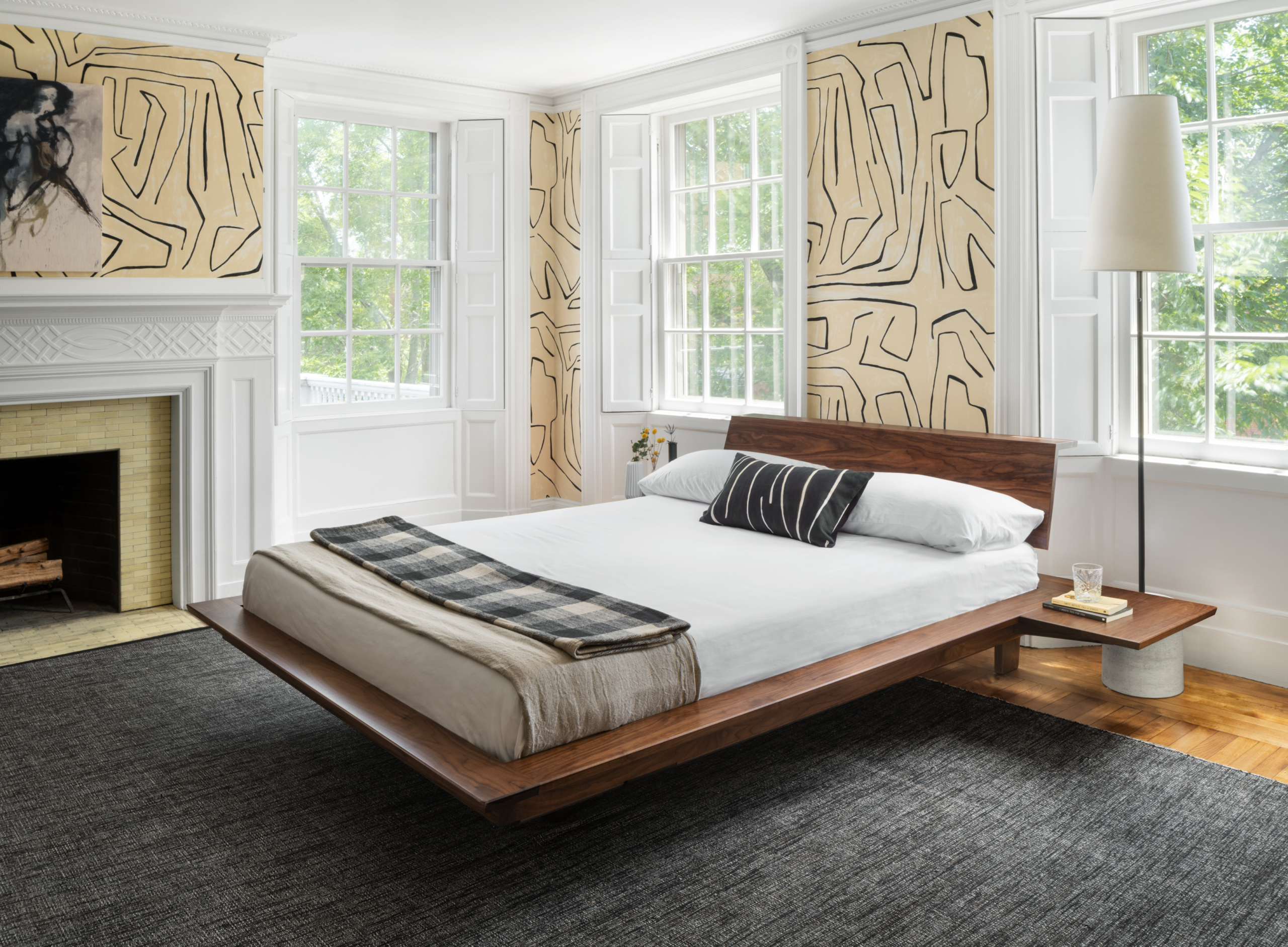 Picture of: Edo Platform Bed Thos Moser