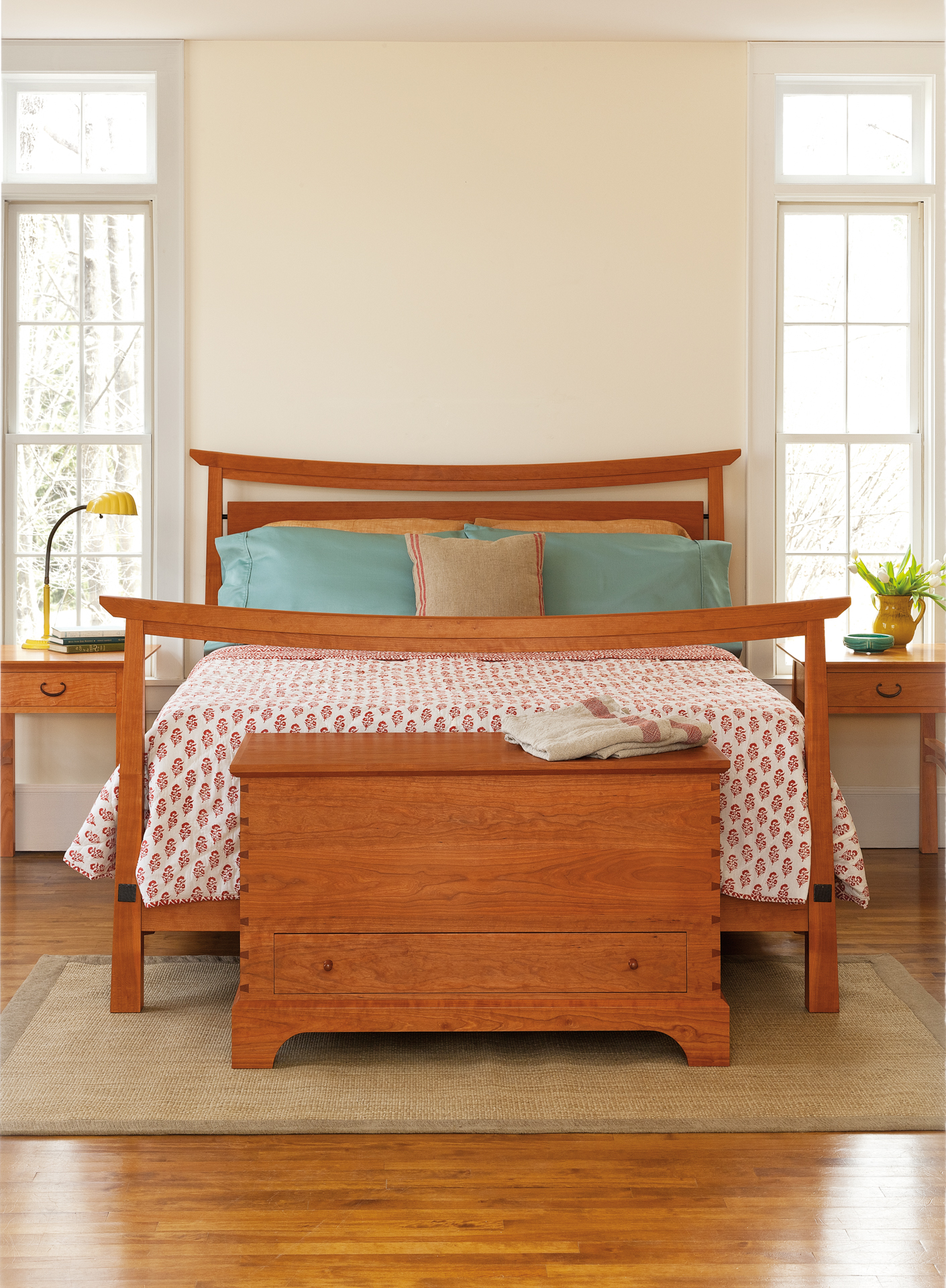 American Bungalow Bed