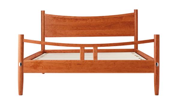 Ellipse Platform Bed