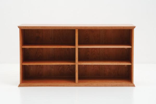 Long Bookcase - Cherry
