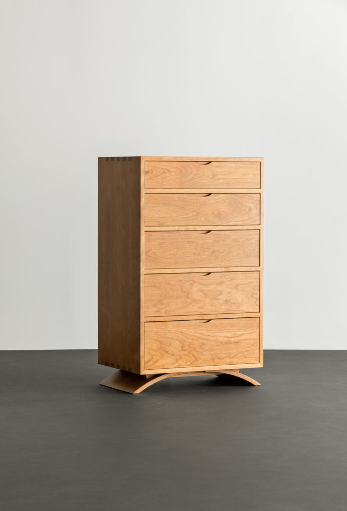 Vita Dresser - Five Drawer