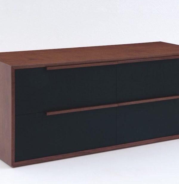 Element Credenza - Four Drawer