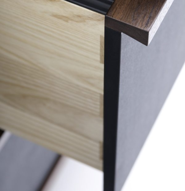 Element Credenza - Two Drawer