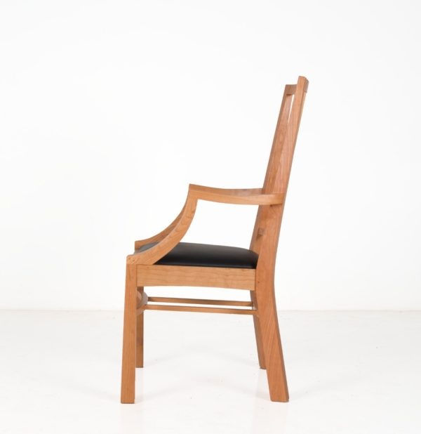 American Bungalow Arm Chair - Cherry