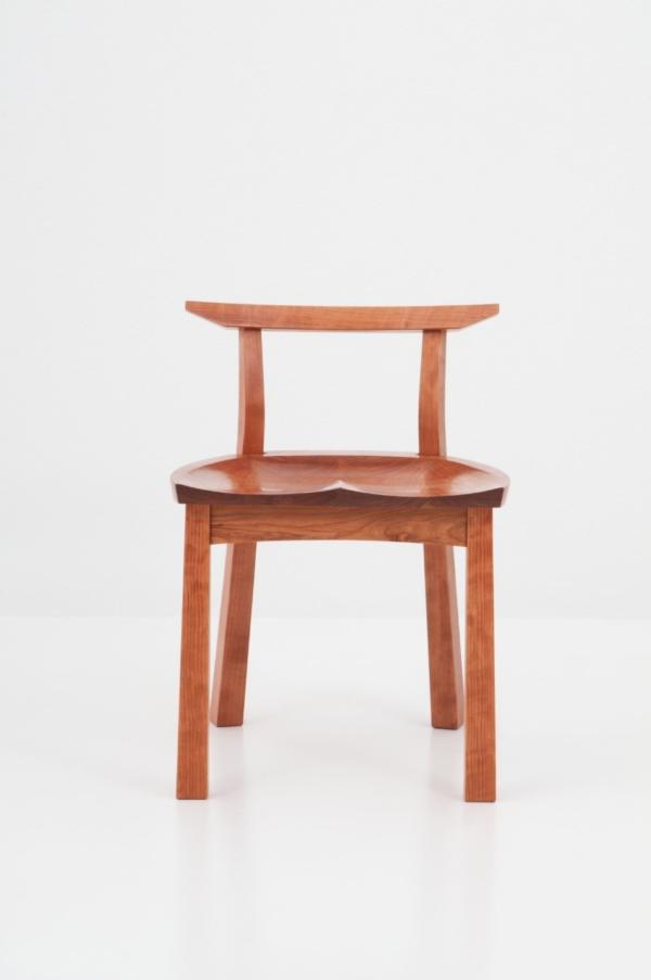 Edo Studio Chair - Cherry