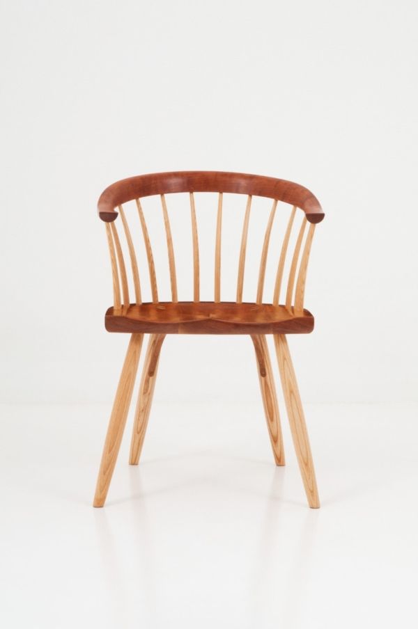 Newport Chair - Cherry
