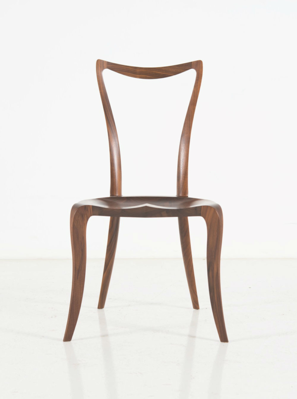 Pasadena Side Chair - Walnut