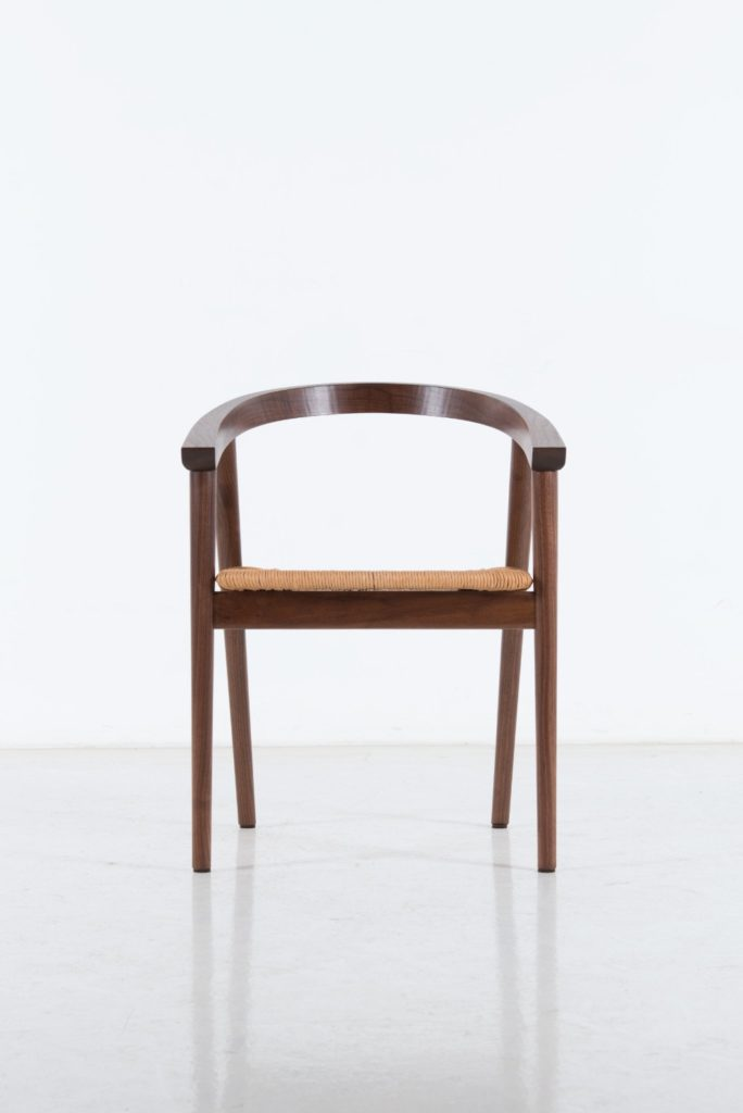 Cumberland Chair with Rush Seat