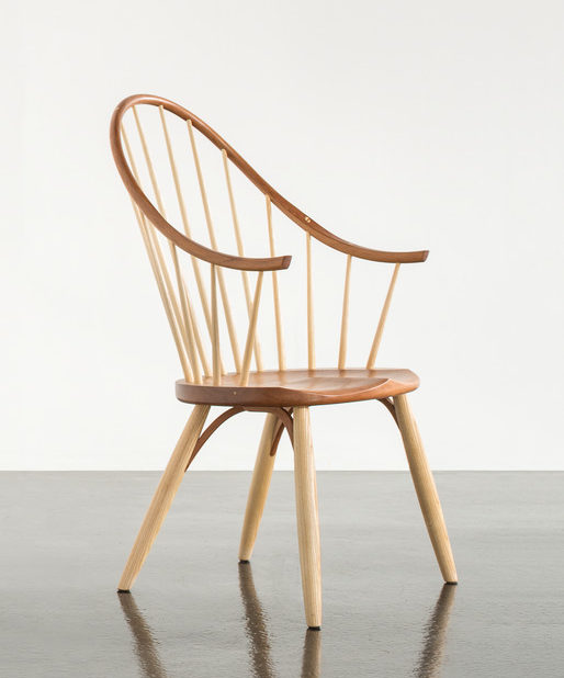 Thos. Moser Continuous Arm Chair