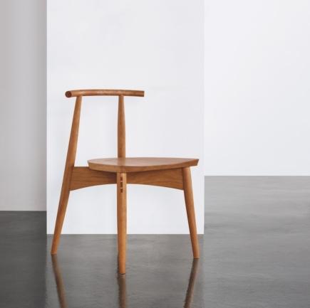 Portland Chair - Cherry