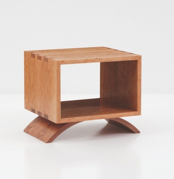 Vita Cube Side Table