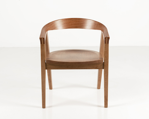 The NYPL Branch Chair in Cherry