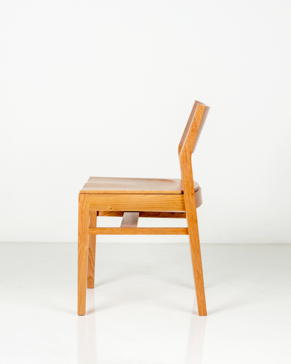 Pacific Side Chair in Cherry