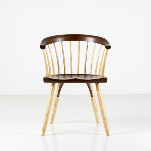 Newport Chair in Walnut