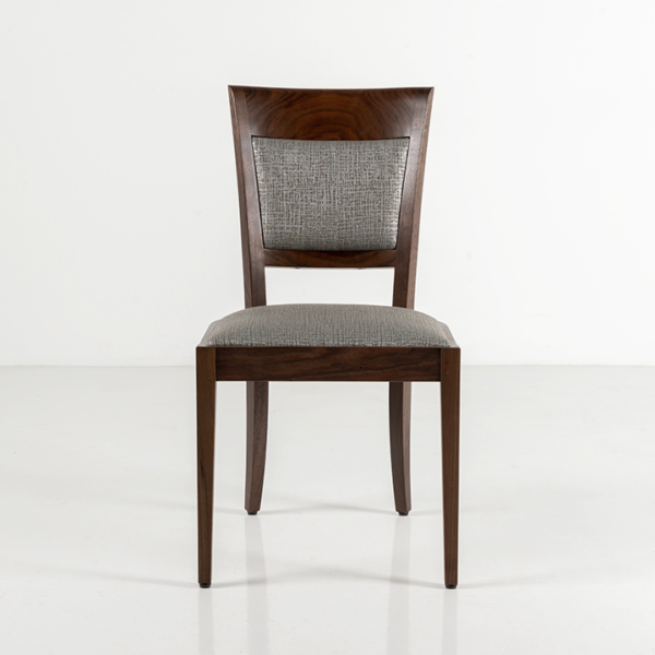 Harpswell Side Chair in Walnut