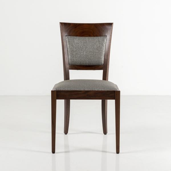 Harpswell Side Chair in Walnut