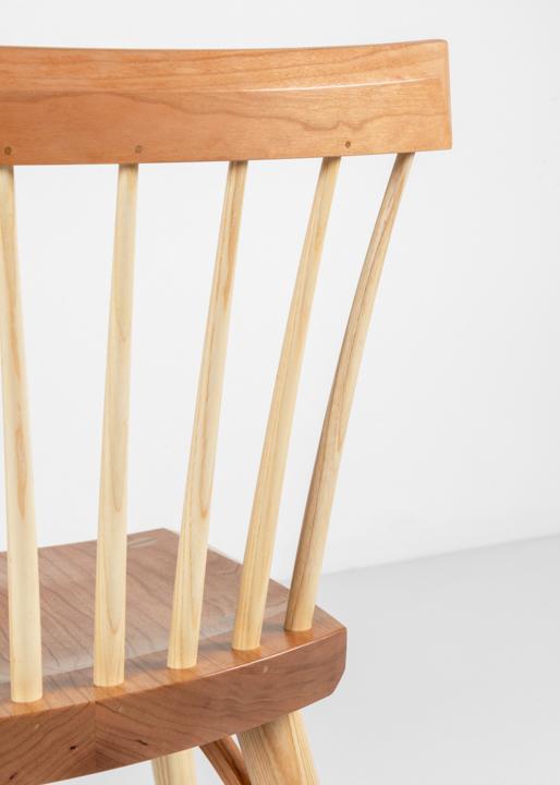 Eastward Studio Chair in Cherry