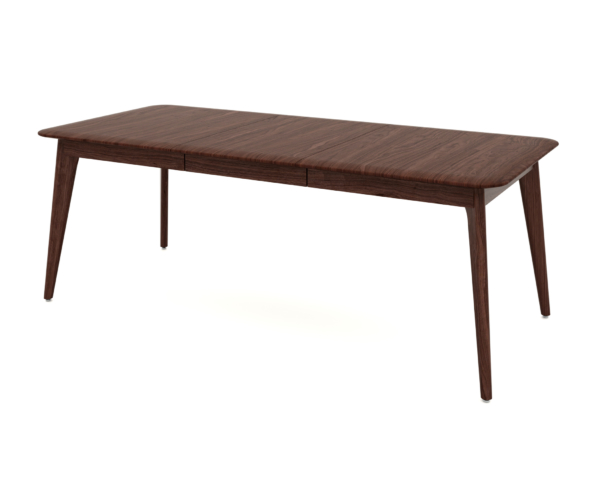 Unity Extension Table in Walnut