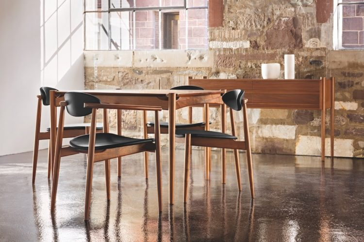 Ellipse Table - Square