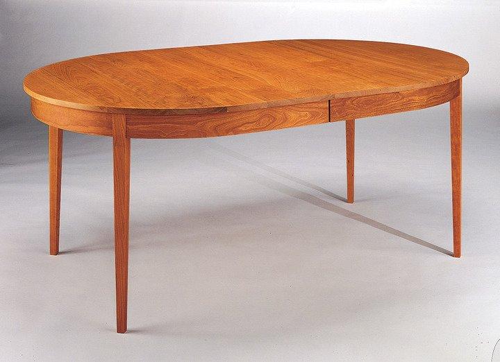 Oval Ring Table U2013 Four Leg