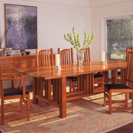 Readers Table & Chairs